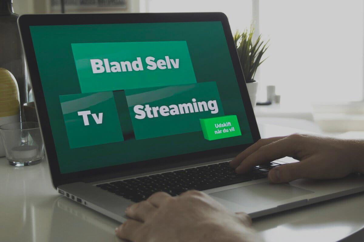 Bestil tv og internet