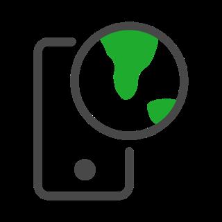 Tale og data i udlandet