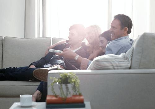 Du får lynhurtigt og stabilt internet til hele familien