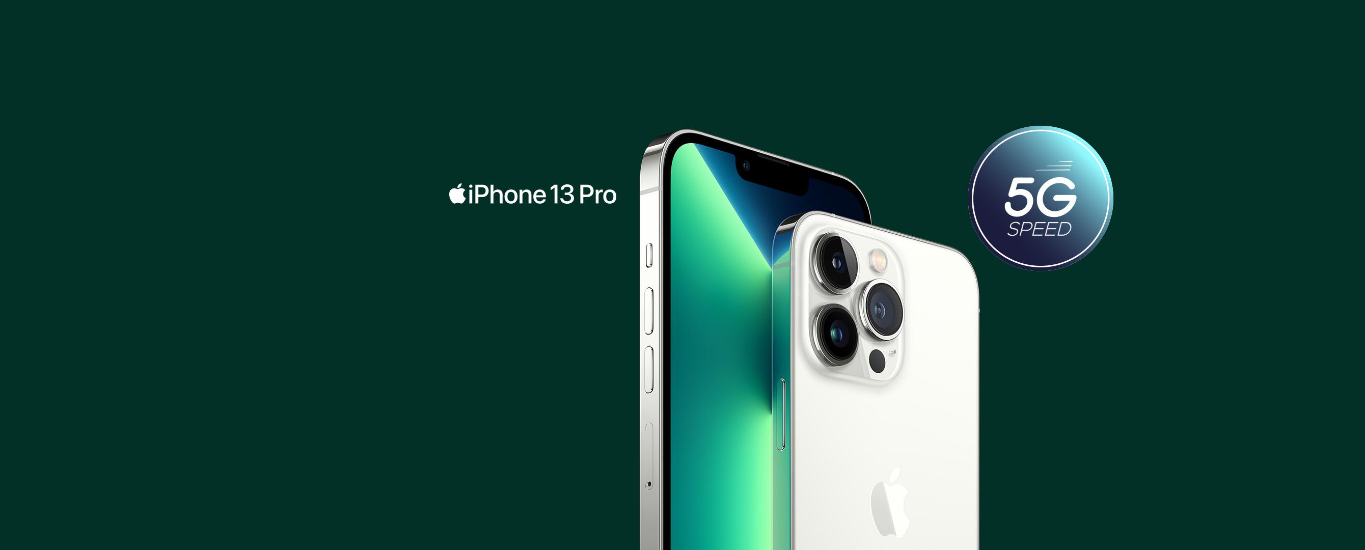 Køb iPhone 13 Pro med Flex din mobil