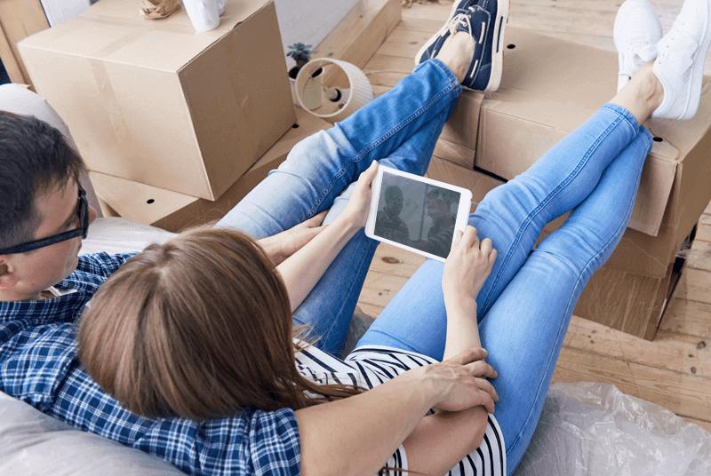 2 gyldne regler til når du flytter dit internetabonnement
