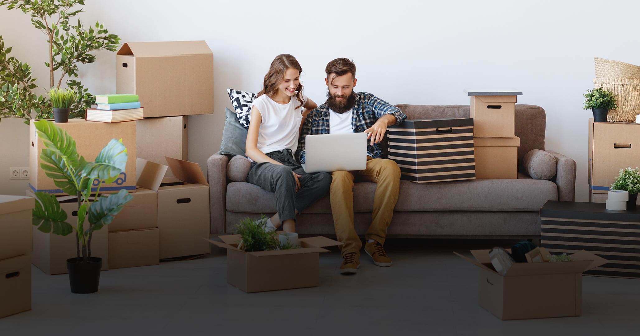 Du er først flyttet rigtigt, når dit internet og tv flytter med. Bestil internet/tv, flyt dit abonnement - og få gode råd og flyttetips.