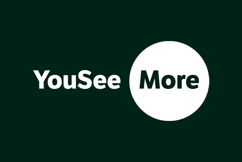 Få masser af fordele med YouSee More