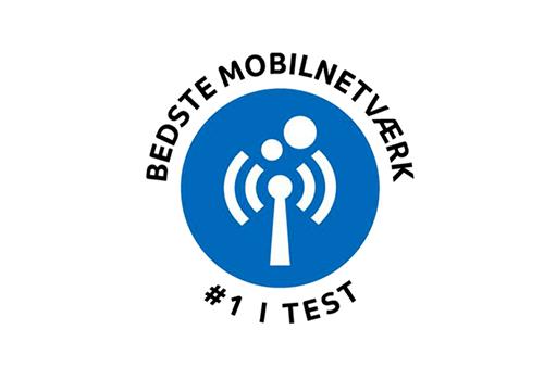 Bedste mobilnetværk