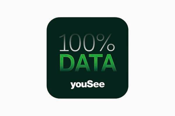 Ingen dataforbrug når du bruger YouSee-apps