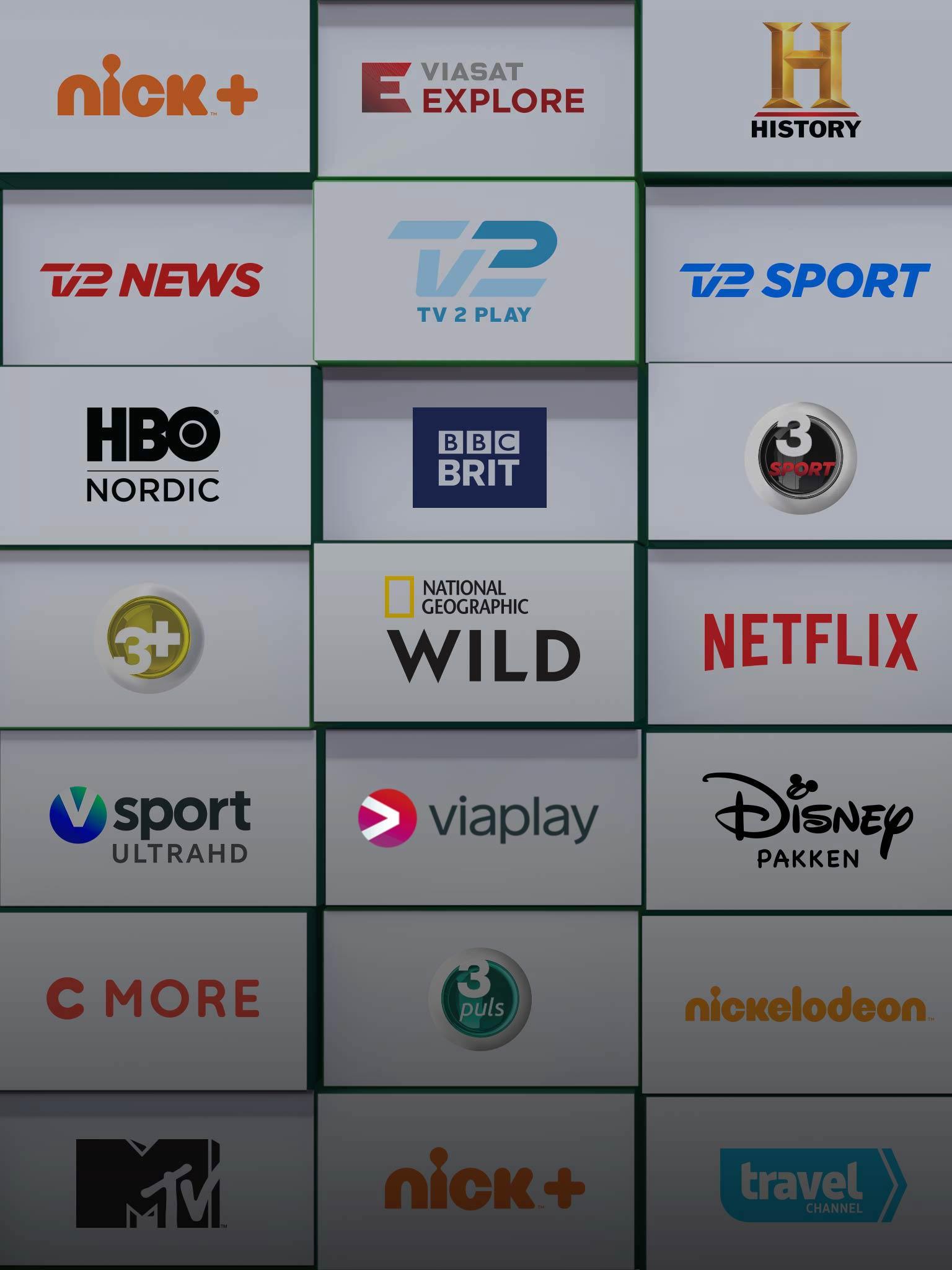 Streaming tv - saml tv-kanaler og streaming ét sted