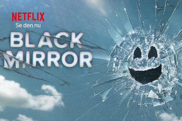 Se Black Mirror på Netflix