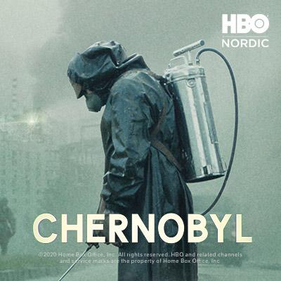 Se Chernobyl med HBO Nordic