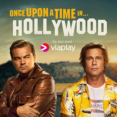 Se Once Upon a Time in Hollywood med Viaplay
