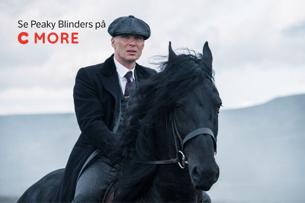 Se Peaky Blinders på C More