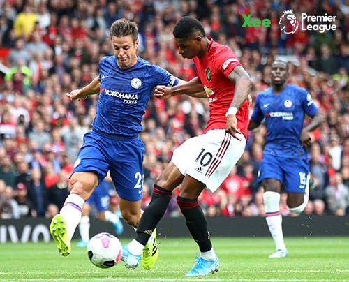 Se fodbold fra Premier League med Tv fra YouSee