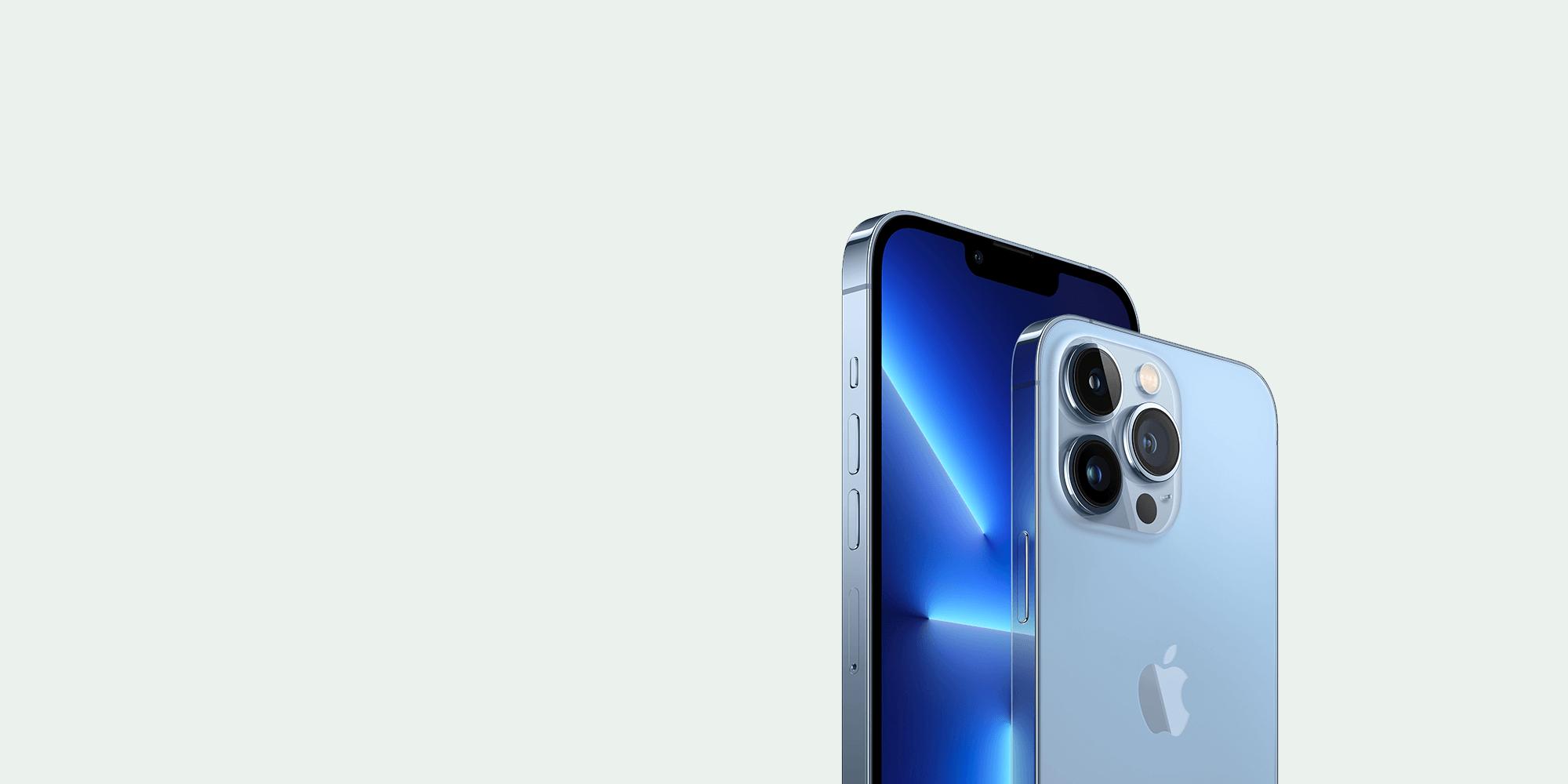 iPhone 13 serie fra Apple